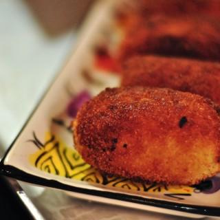 Bengali Fish Croquette