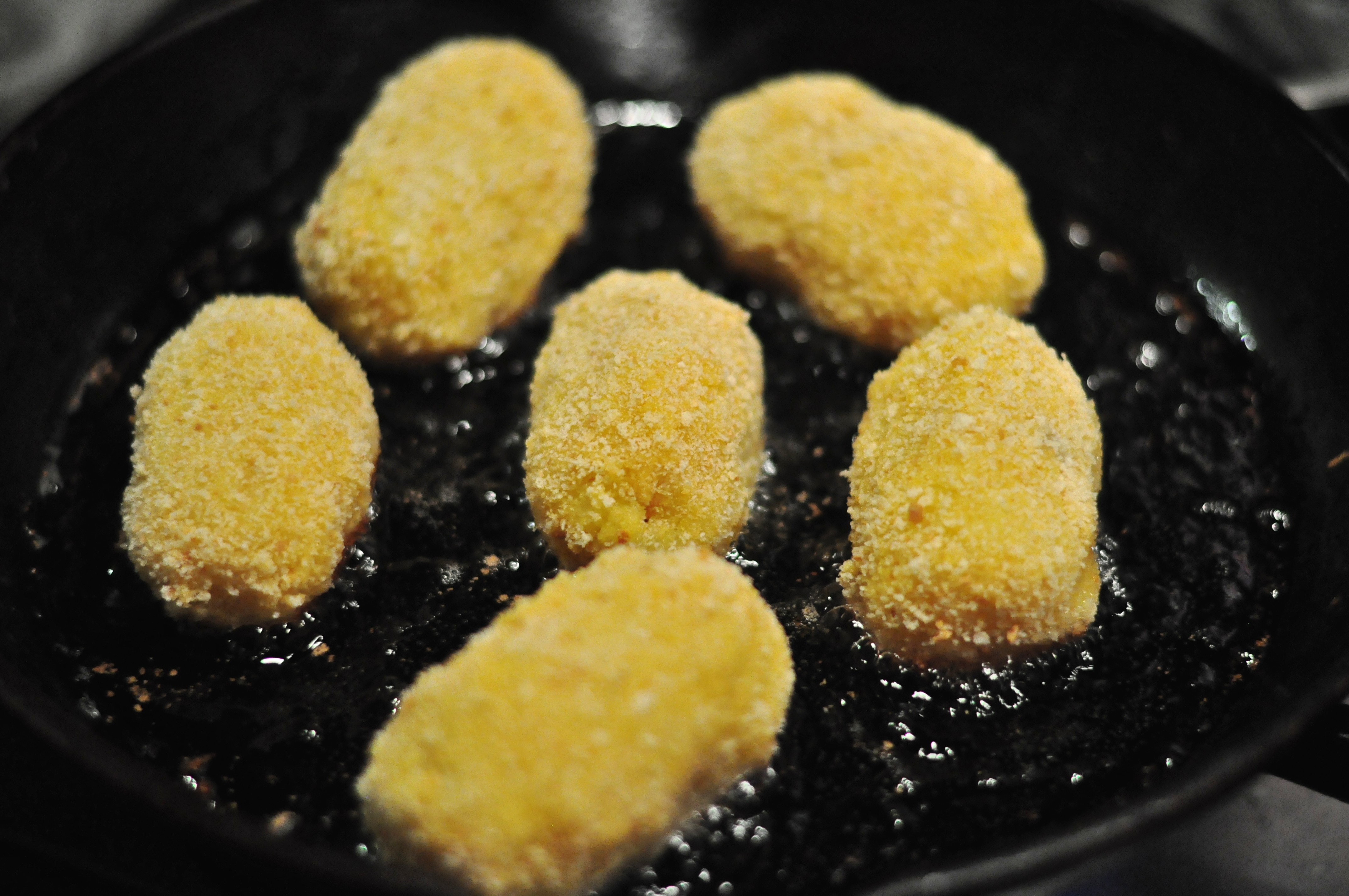 bengali fish croquettes