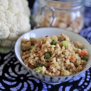 Cauliflower Pilau